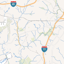 Mecklenburg County Recycling Center Locator - Map of locations available to recycle in the us